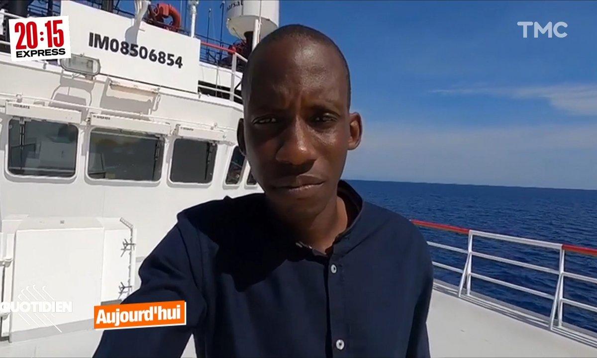 On embarque à bord de l'Océan Viking, au secours des réfugiés en Méditerranée