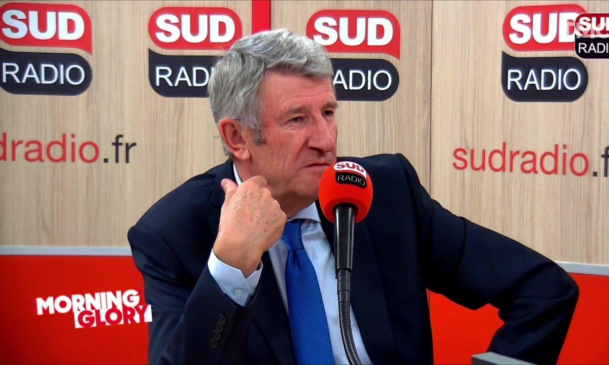 """""""On ne me baise pas comme ça"""": Philippe de Villiers règle ses comptes avec Macron"""