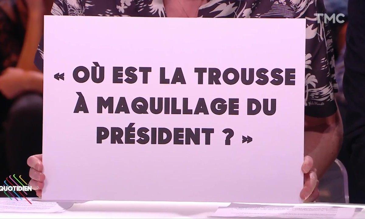 On résume la visite d'Emmanuel Macron en Inde en 3 images et 1 phrase