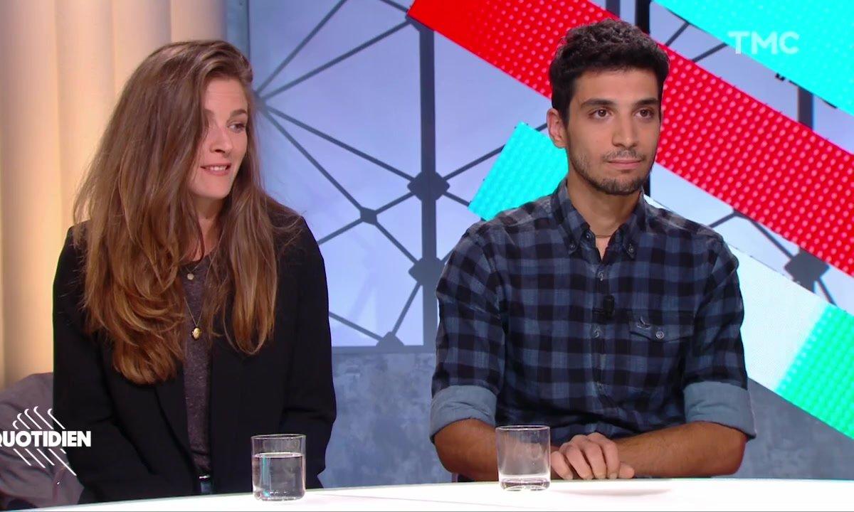 """""""On est un simple couple, on regrette la tournure de cet événement"""", explique le couple molesté par Alexandre Benalla"""