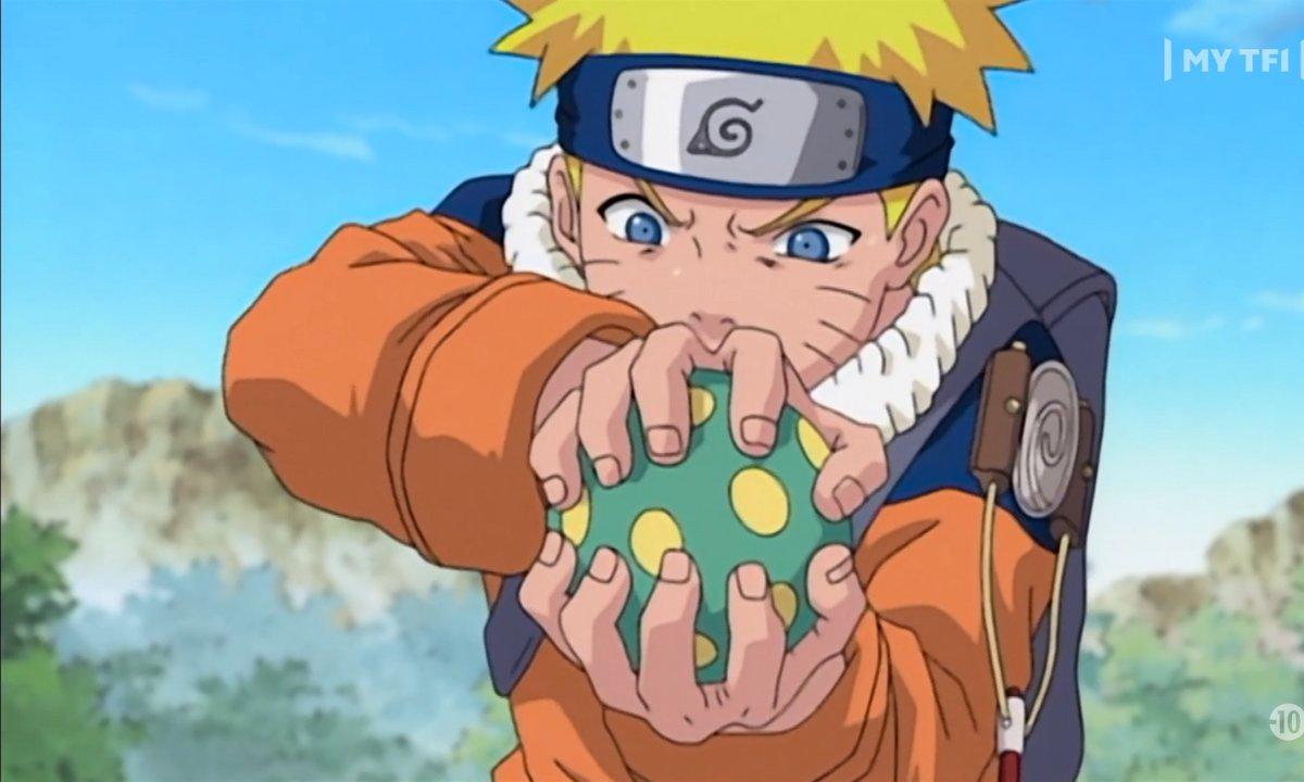 Naruto - Episode 89 - Ondulation