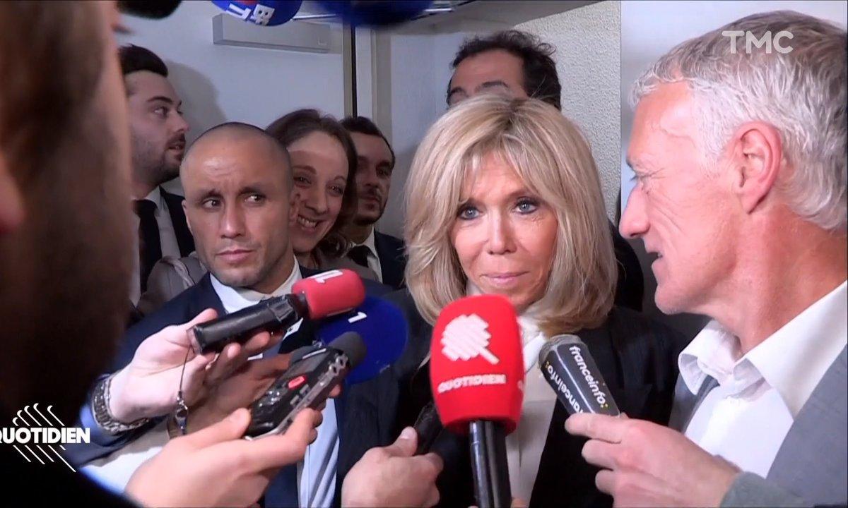 Opération Pièces jaunes : Brigitte Macron sort de l'ombre