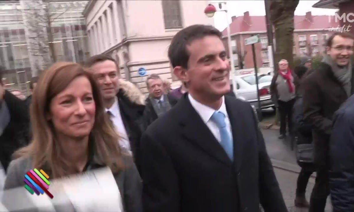 """""""Opération Séduction"""" pour Manuel Valls"""
