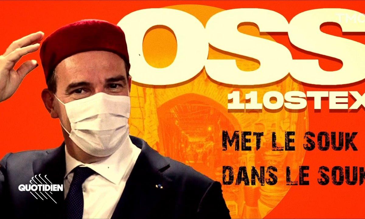 OSS 110-Stex : rififi en Tunisie