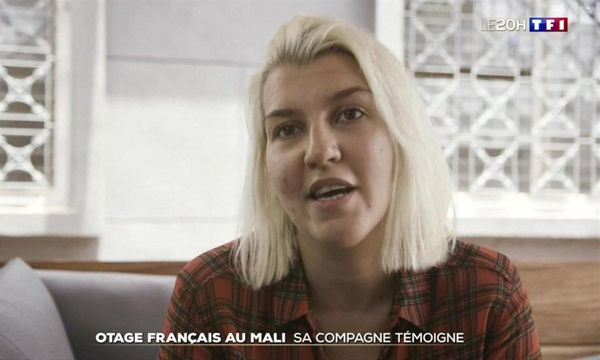 Otage français au Mali : la compagne du journaliste Olivier Dubois témoigne