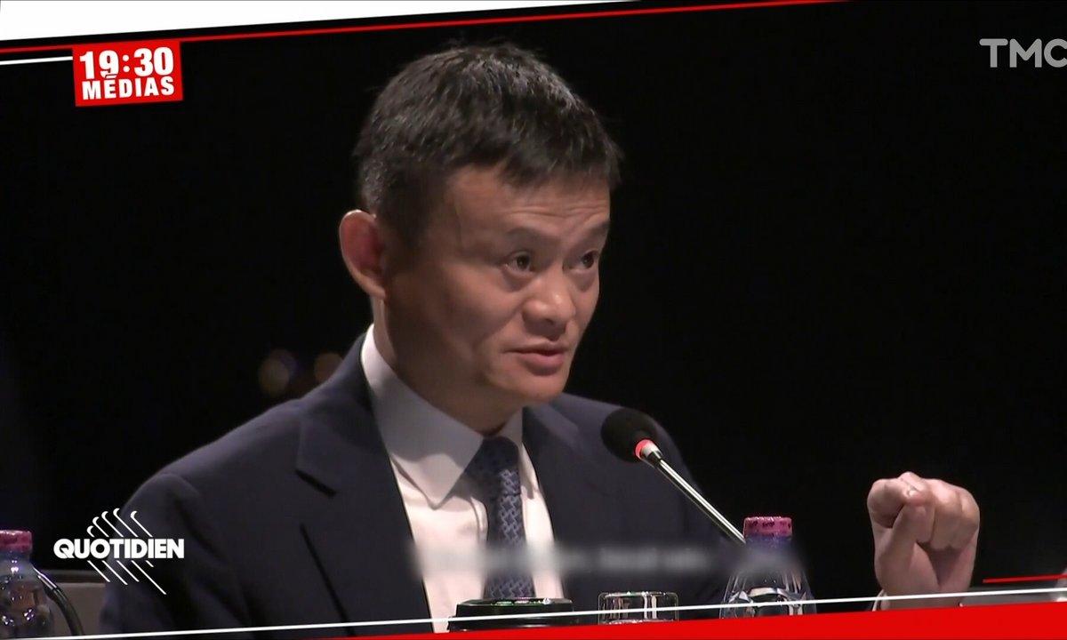 Où est passé Jack Ma, le patron d'Alibaba ?