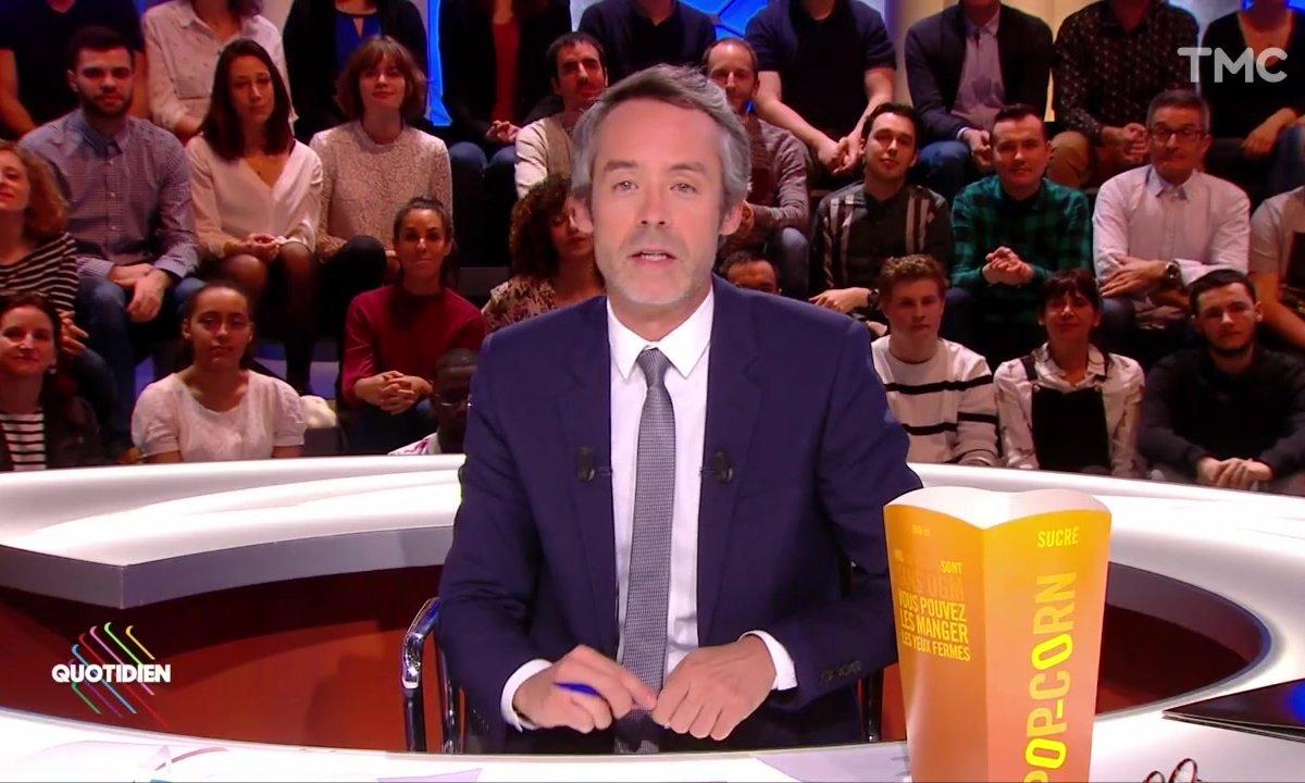 Où est la plainte de Laurent Wauquiez contre Quotidien ?