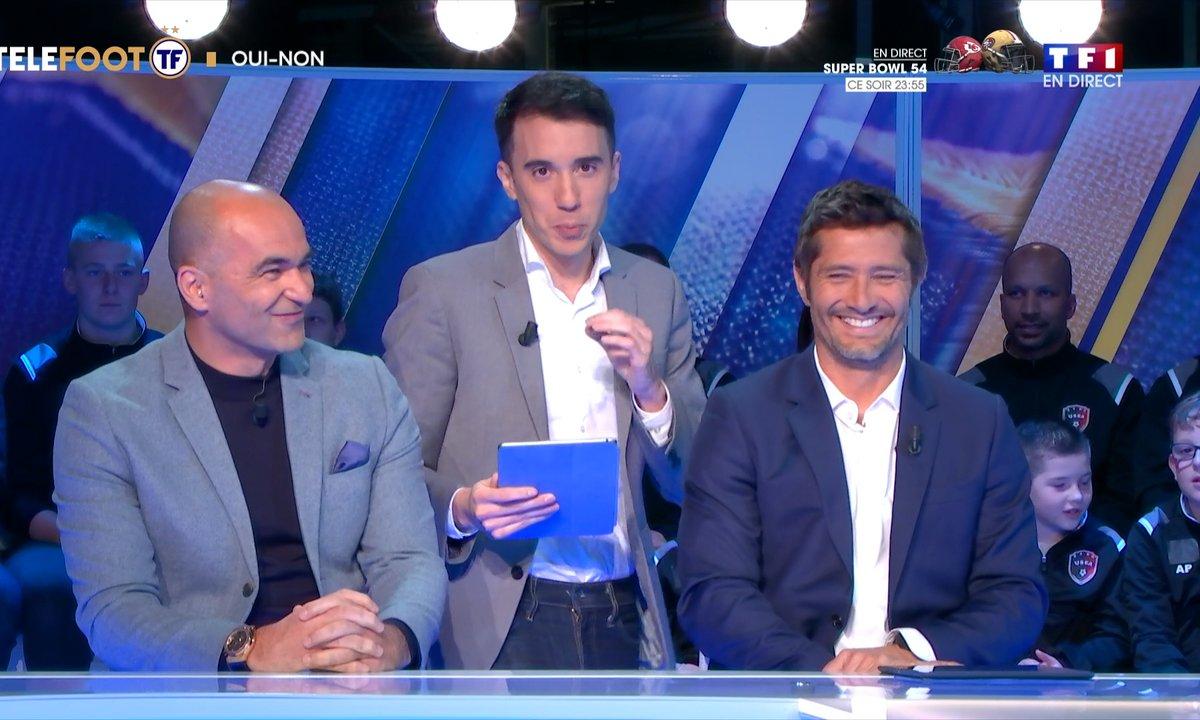 Avenir, Hazard, Belgique, Henry : le Oui/Non avec Roberto Martinez