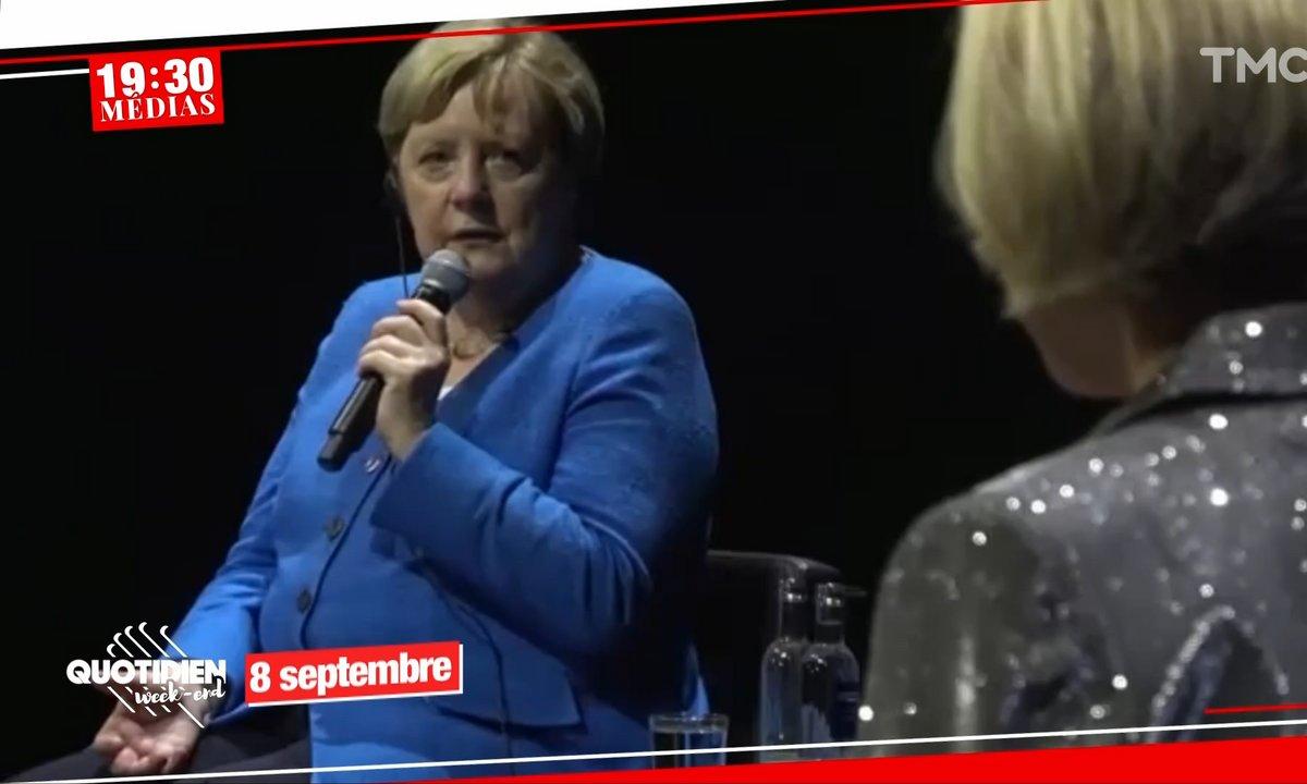 """""""Oui je suis féministe !"""" : la déclaration inattendue d'Angela Merkel"""