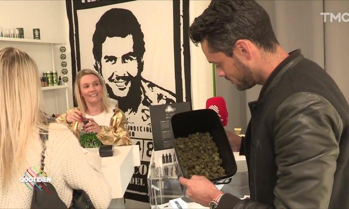 Oui, on peut acheter du cannabis légalement en France