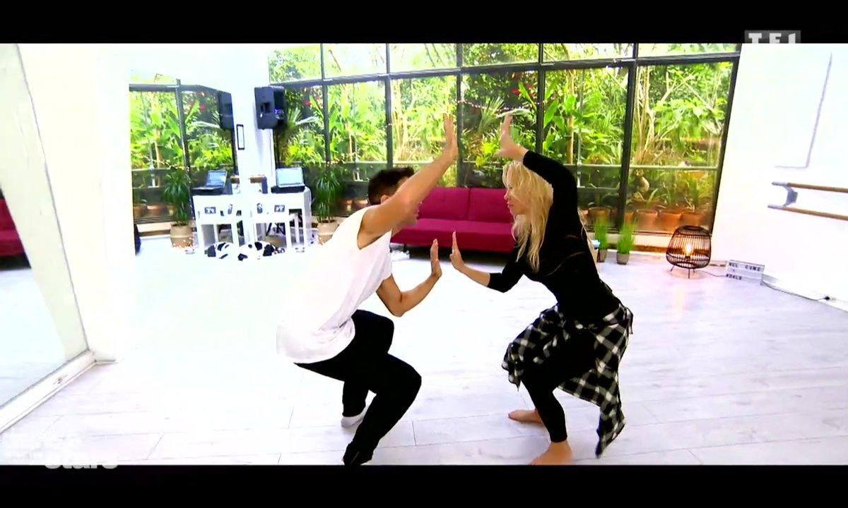 Répétitions : Pamela Anderson dansera pour son ami Michael Jackson