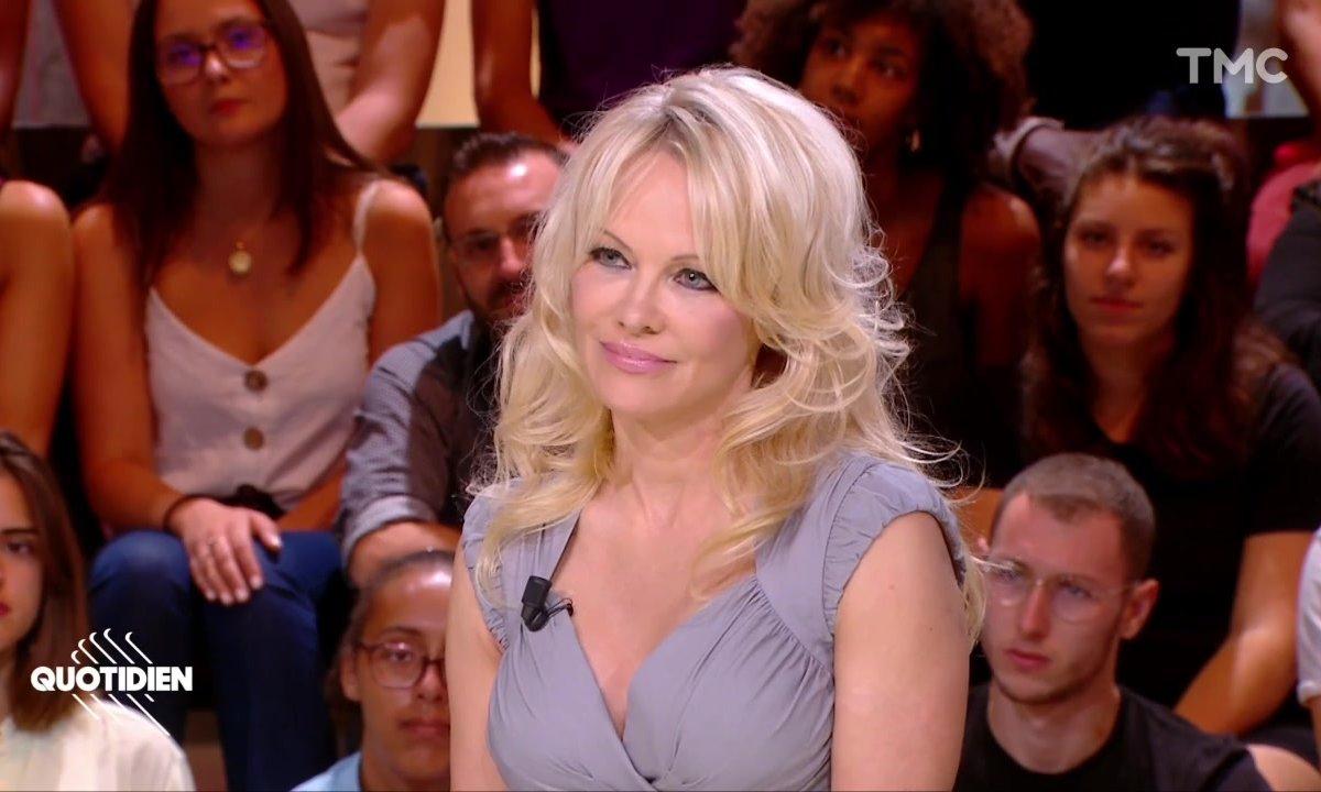 """Pamela Anderson : """"Je ne veux pas que des hommes ou des femmes me disent quoi faire"""""""
