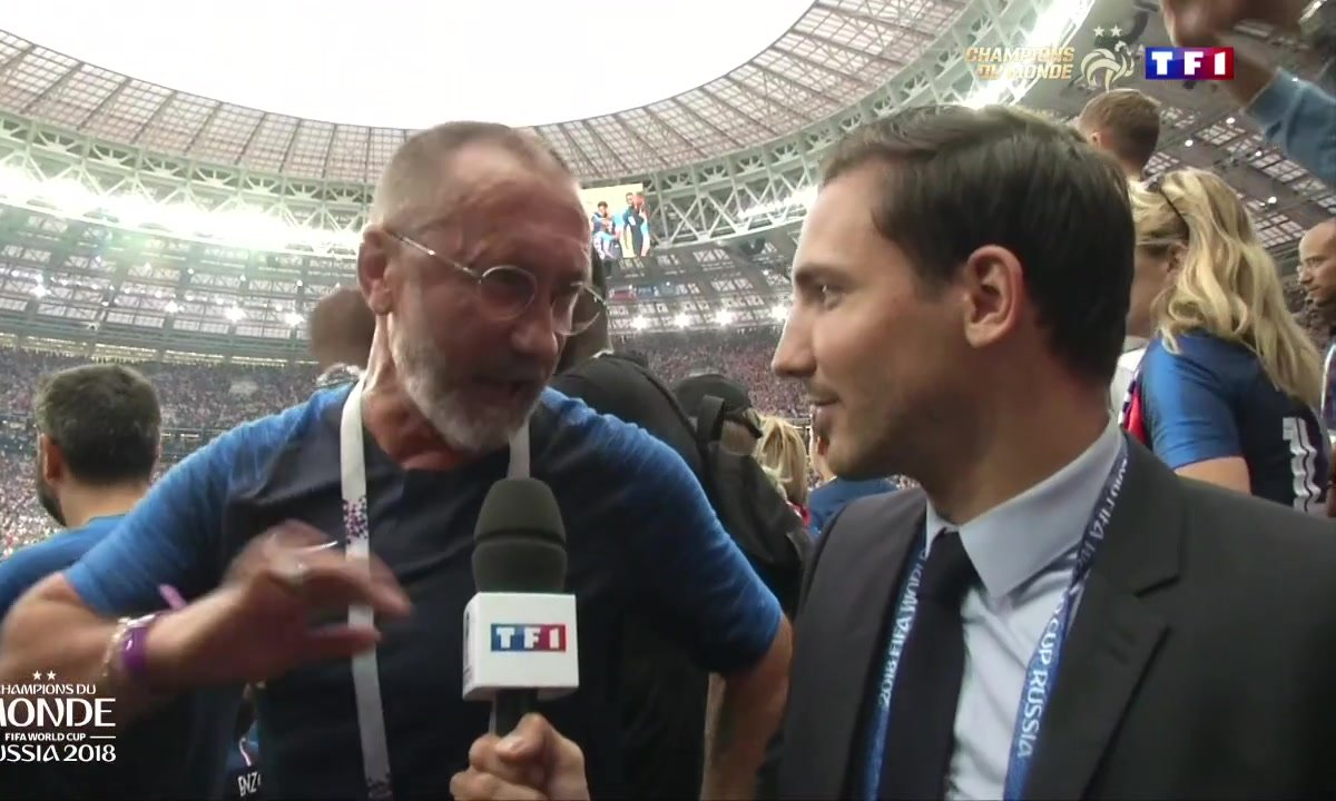 """Alain Griezmann : """"Je réalise pas trop !"""""""
