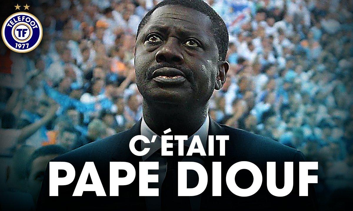 Pape Diouf, le dernier hommage