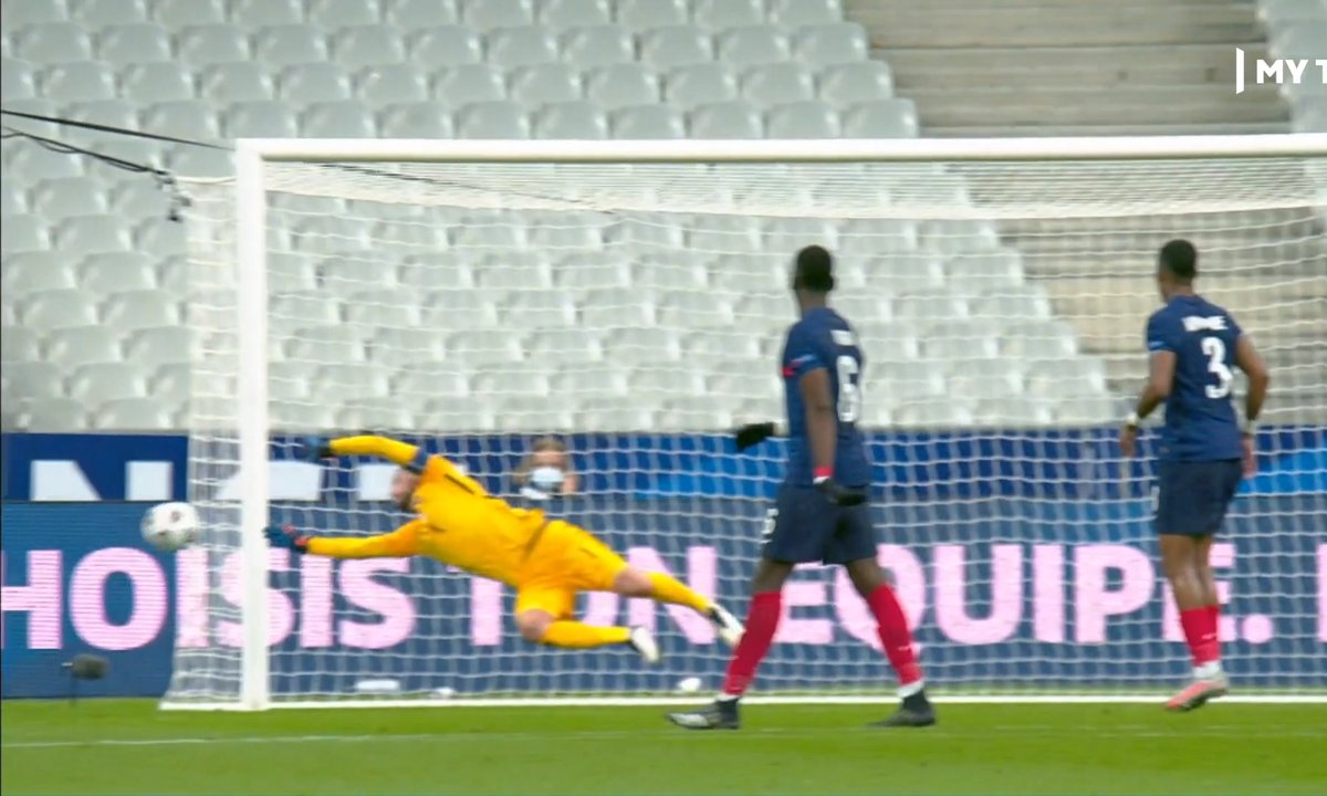 France - Portugal (0 - 0) : Voir l'occasion de Ronaldo en vidéo