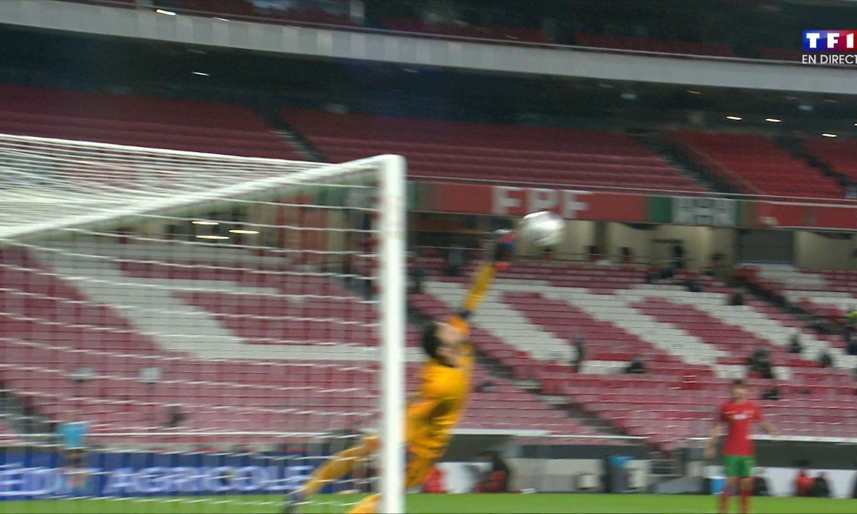 Portugal - France (0 - 1) : Voir l'occasion de Moutinho en vidéo