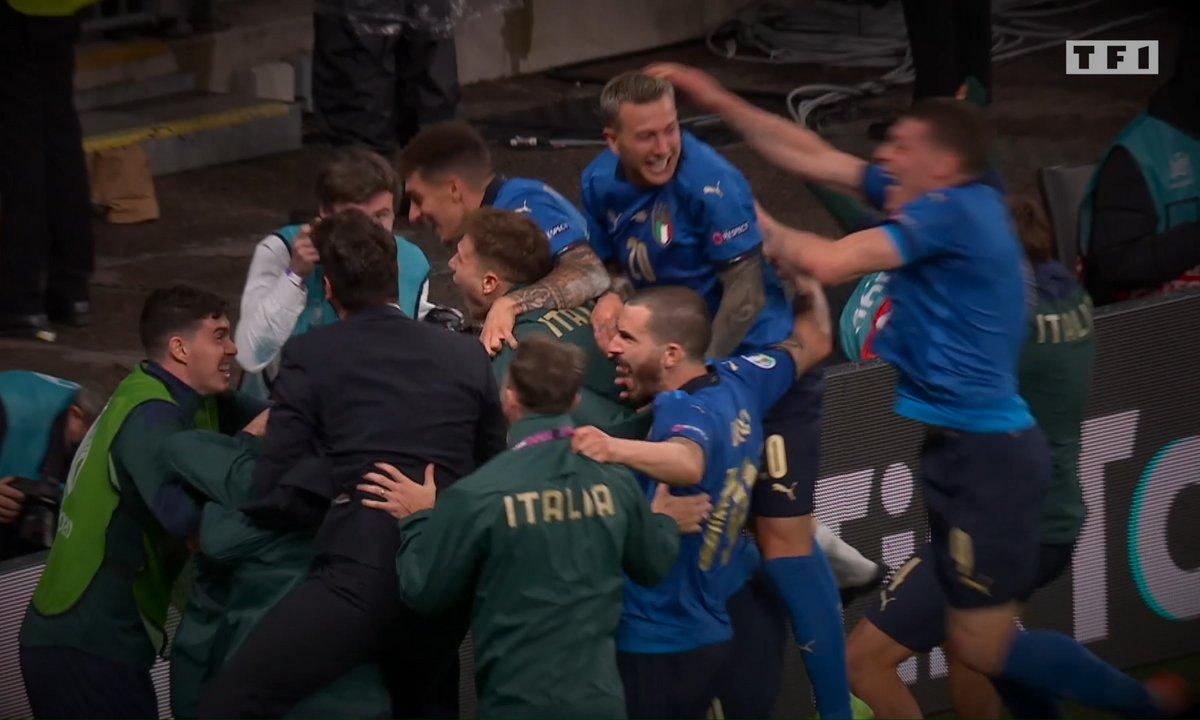 Retour sur le parcours de l'Italie avant la Finale