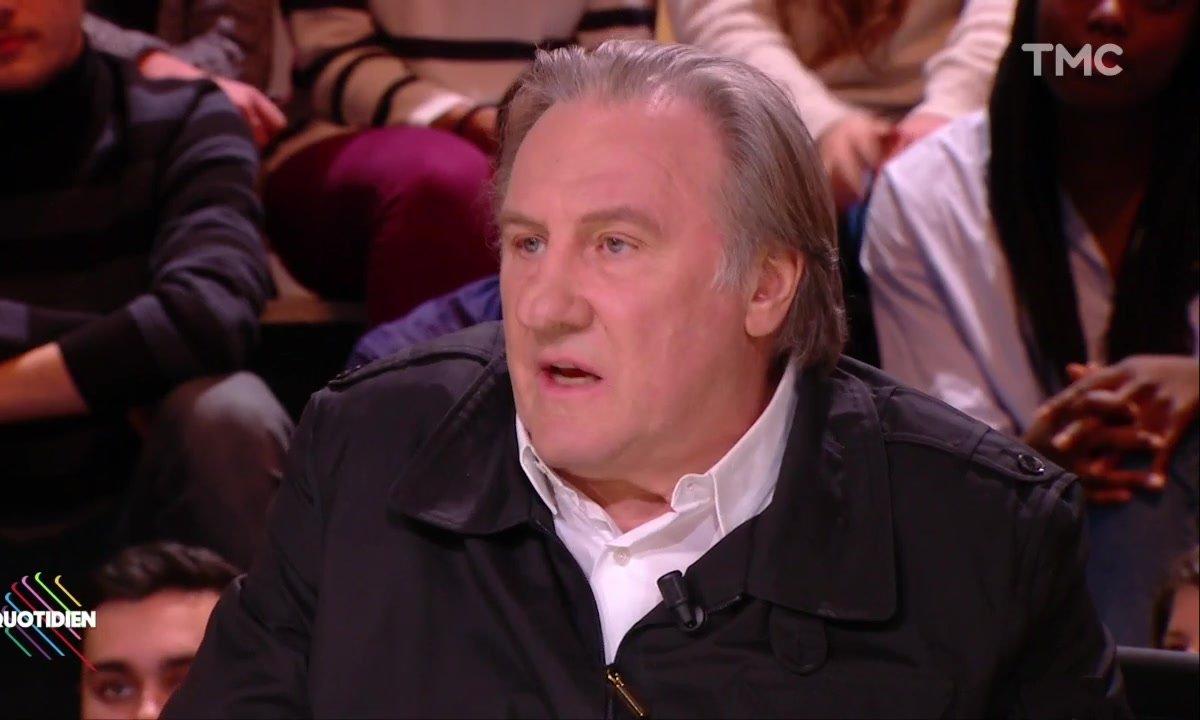 Paris ou Marseille : Gérard Depardieu a fait son choix