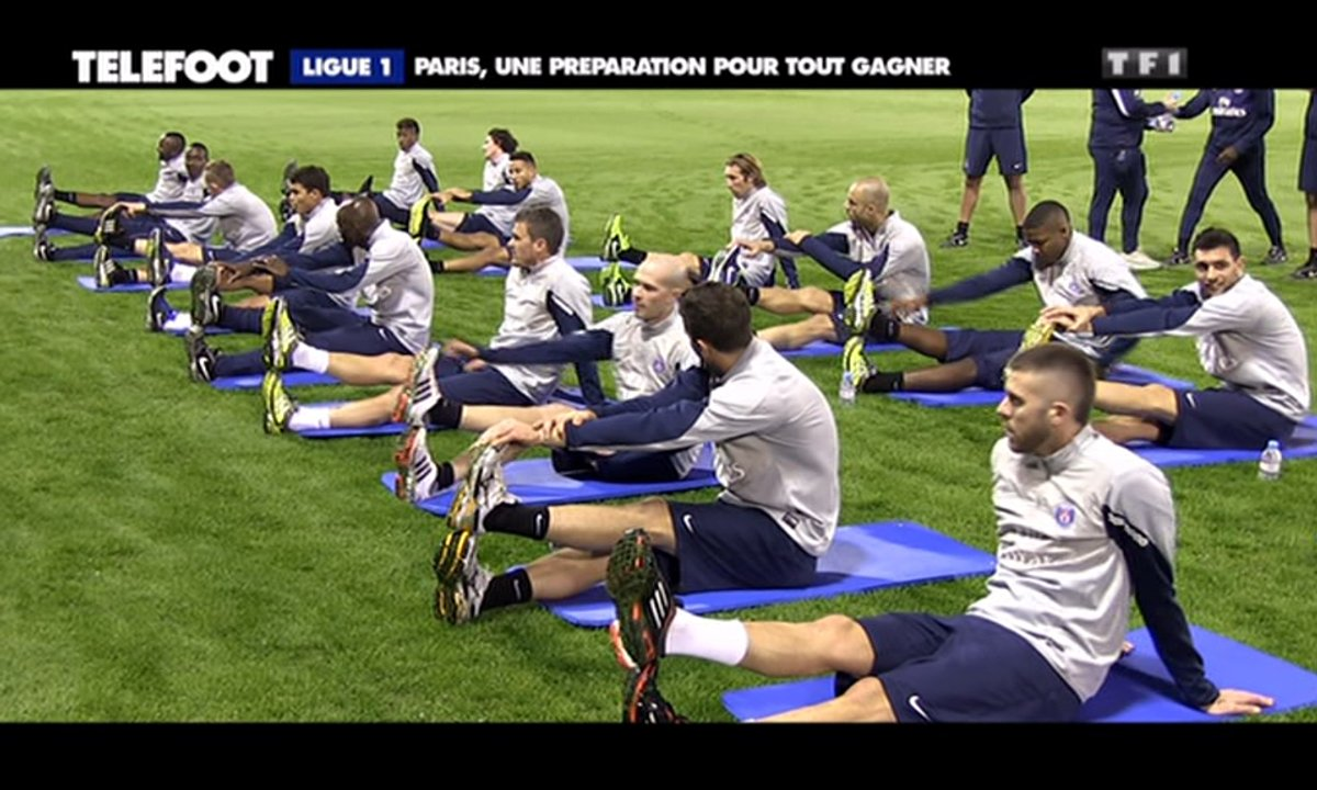 Ligue 1 : Le PSG, prêt pour tout gagner !