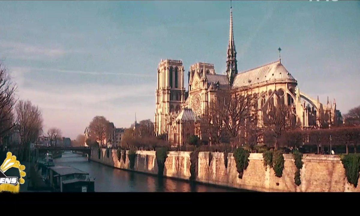 Les Parisiens et Notre-Dame (Eric et Quentin)