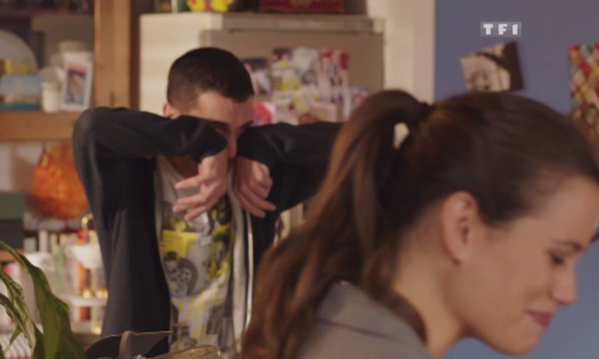 Pas vu à la TV :  Alizée, Hicham et Clem,  fou rire général au petit déj