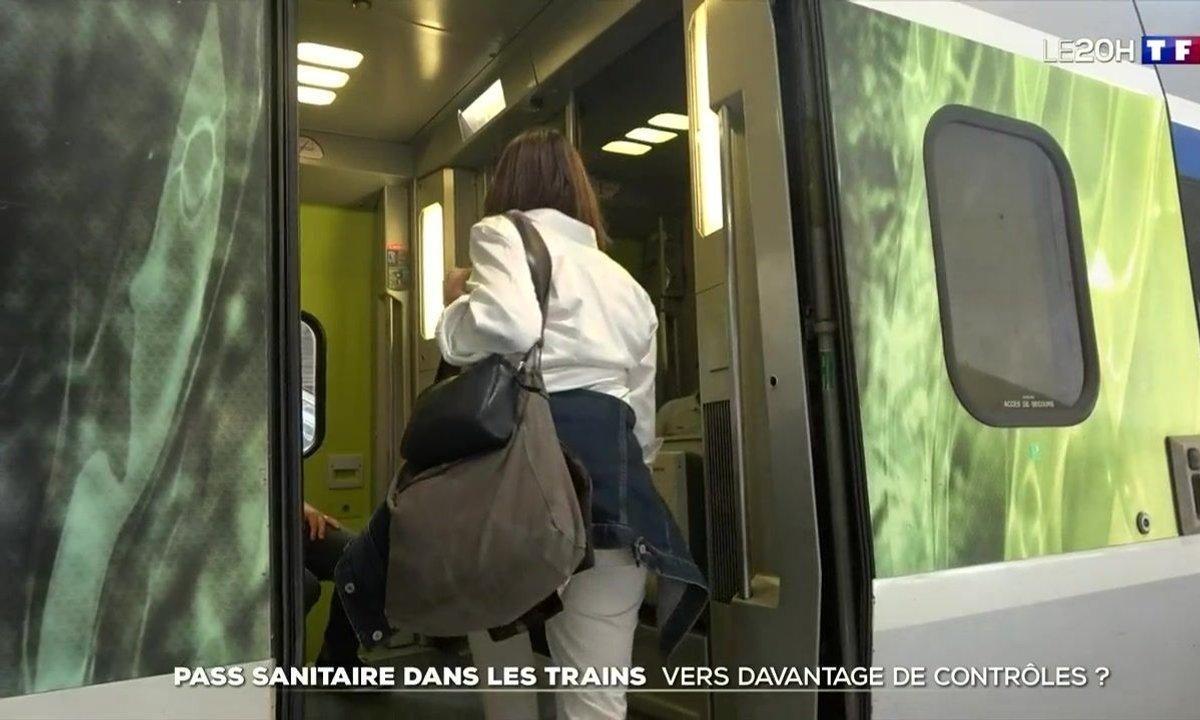 Pass sanitaire : quels contrôles dans les trains ?