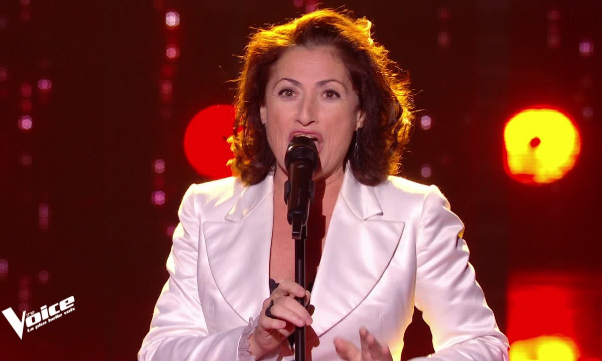 """The Voice 2021 – Patricia Samuel chante """"Something's got a hold on me"""" d'Etta James"""
