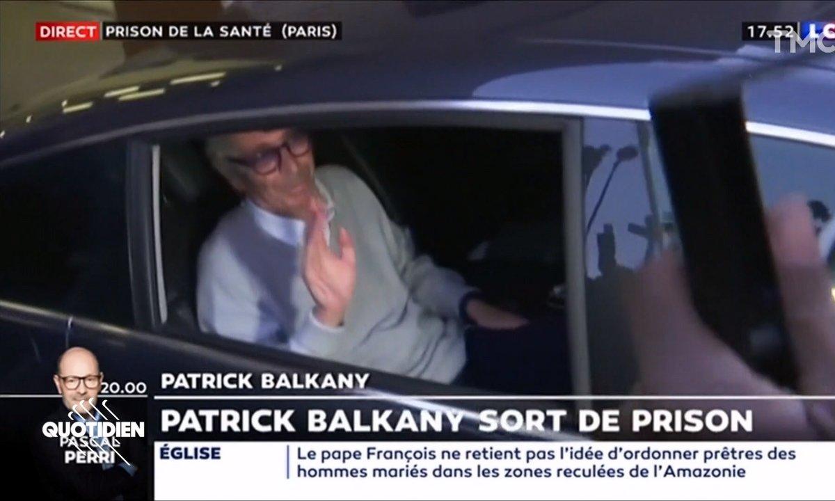 Patrick Balkany ou nouveau président ? Les chaînes d'info sont perdues