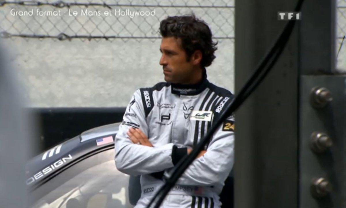 Grand Format : 24 heures du Mans et Hollywood