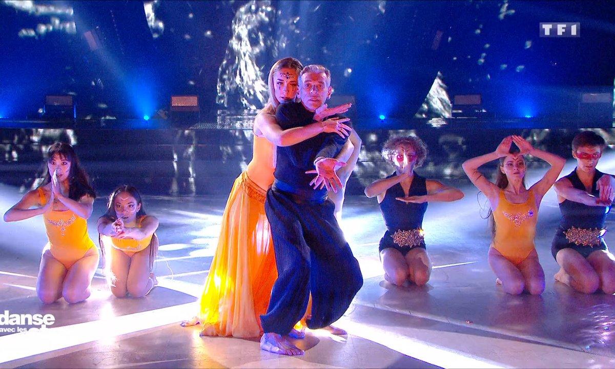 DALS - Patrick Dupond et son académie dansent en live sur DALS !