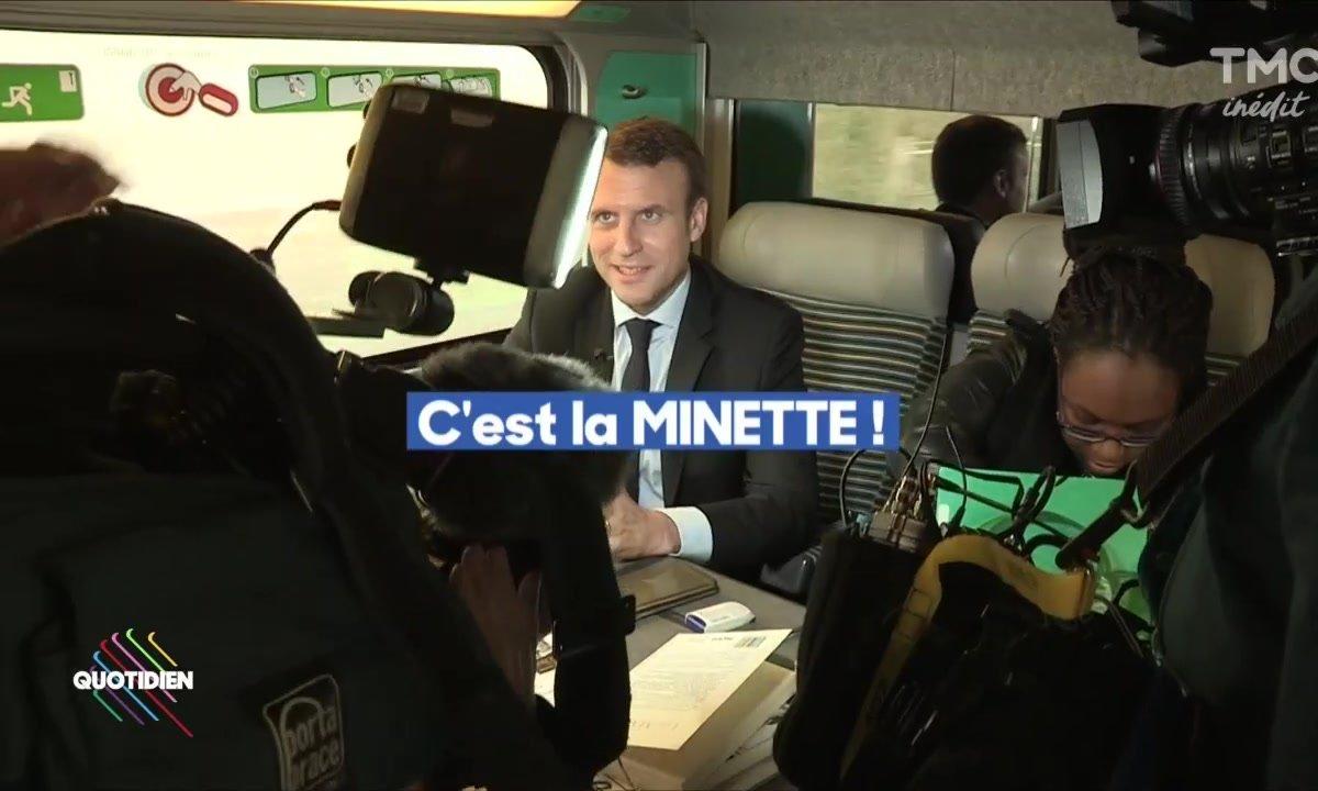 Paul Larrouturou : Macron et les problèmes de minette