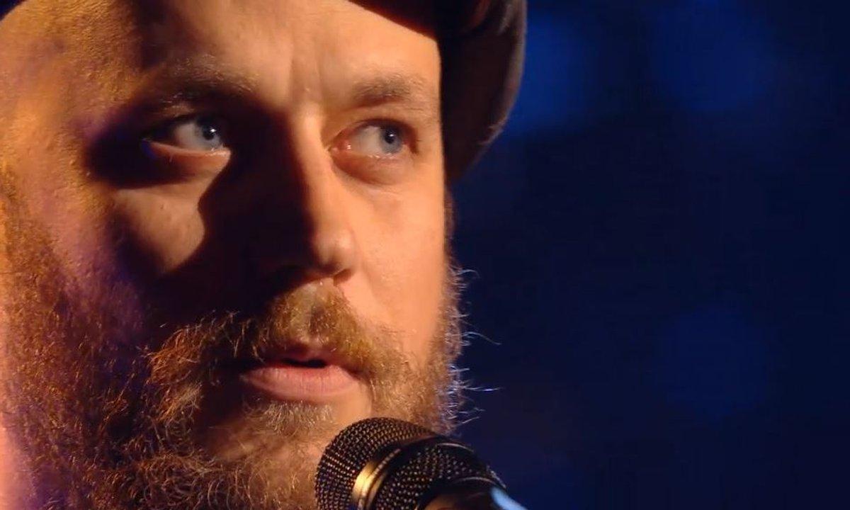 """The Voice 2021 – Paul'O chante """"Dis, quand reviendras-tu ?"""" de Barbara (KO)"""