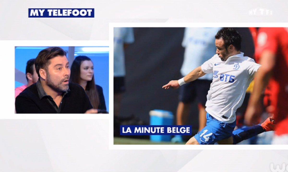 MyTELEFOOT - L'histoire Belge du 22 février 2015