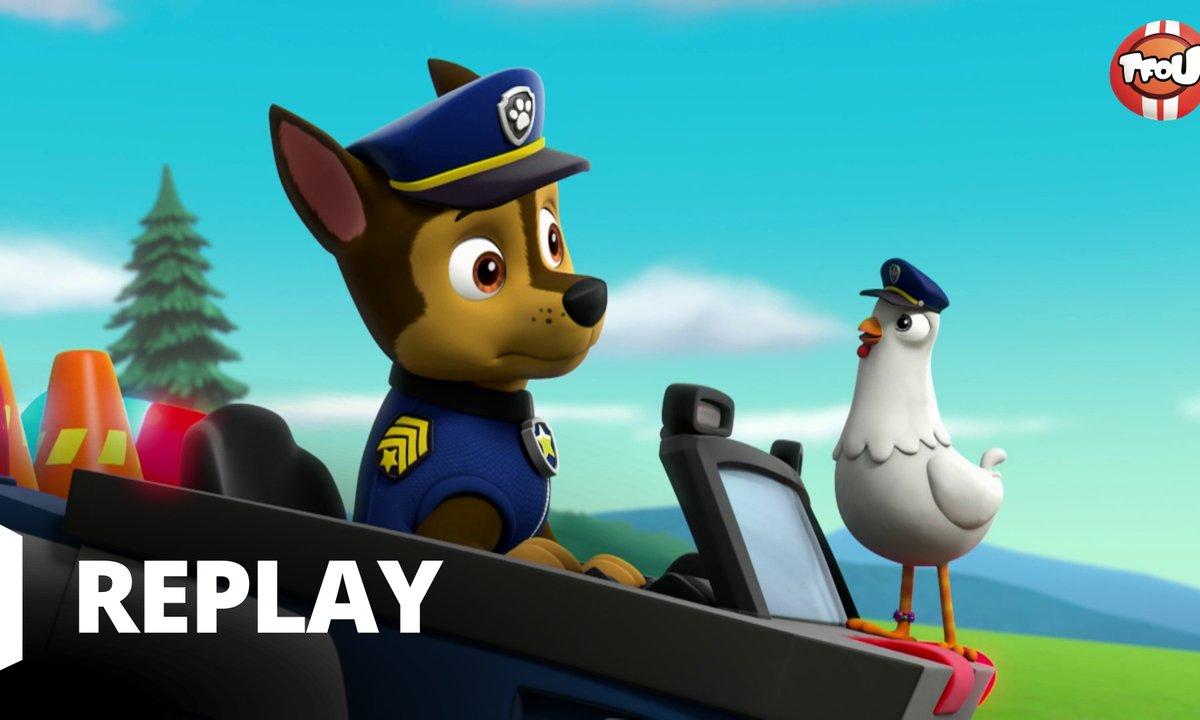 Paw patrol en streaming