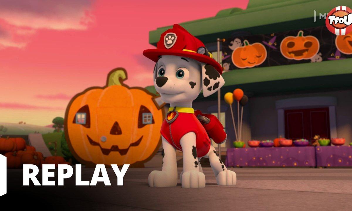 Paw Patrol, la Pat'Patrouille - S05 - La Pat' Patrouille sauve Halloween