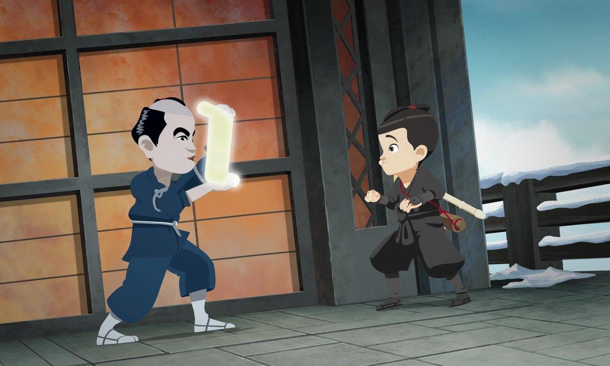 Mini Ninjas - Dans la Peau de Kitsune - Extrait