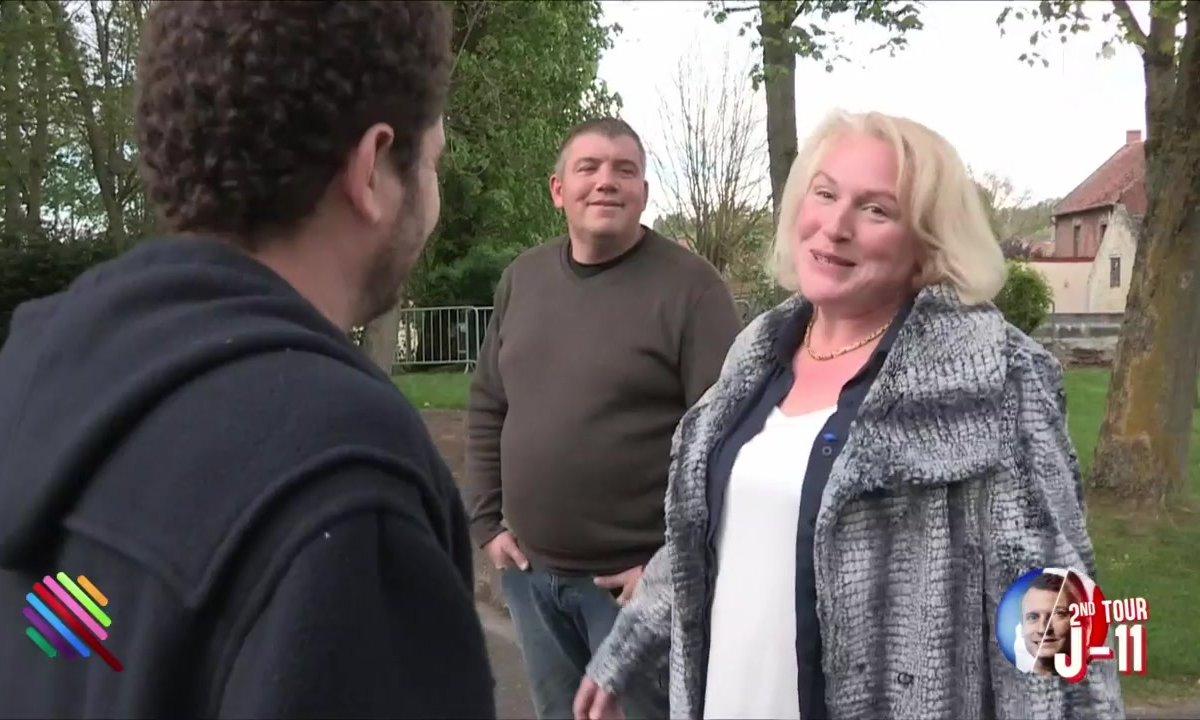 Au meeting de Marion Maréchal Le Pen : fans de Jacquie et Michel et patrons de bars racistes