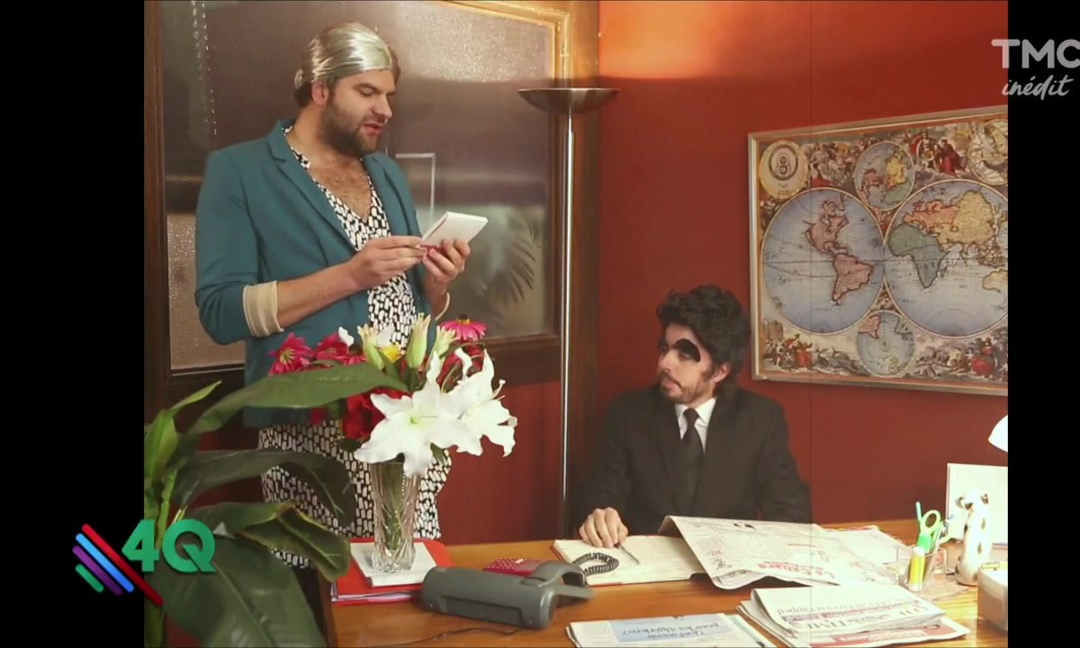 Eric et Quentin : Penelope for ever