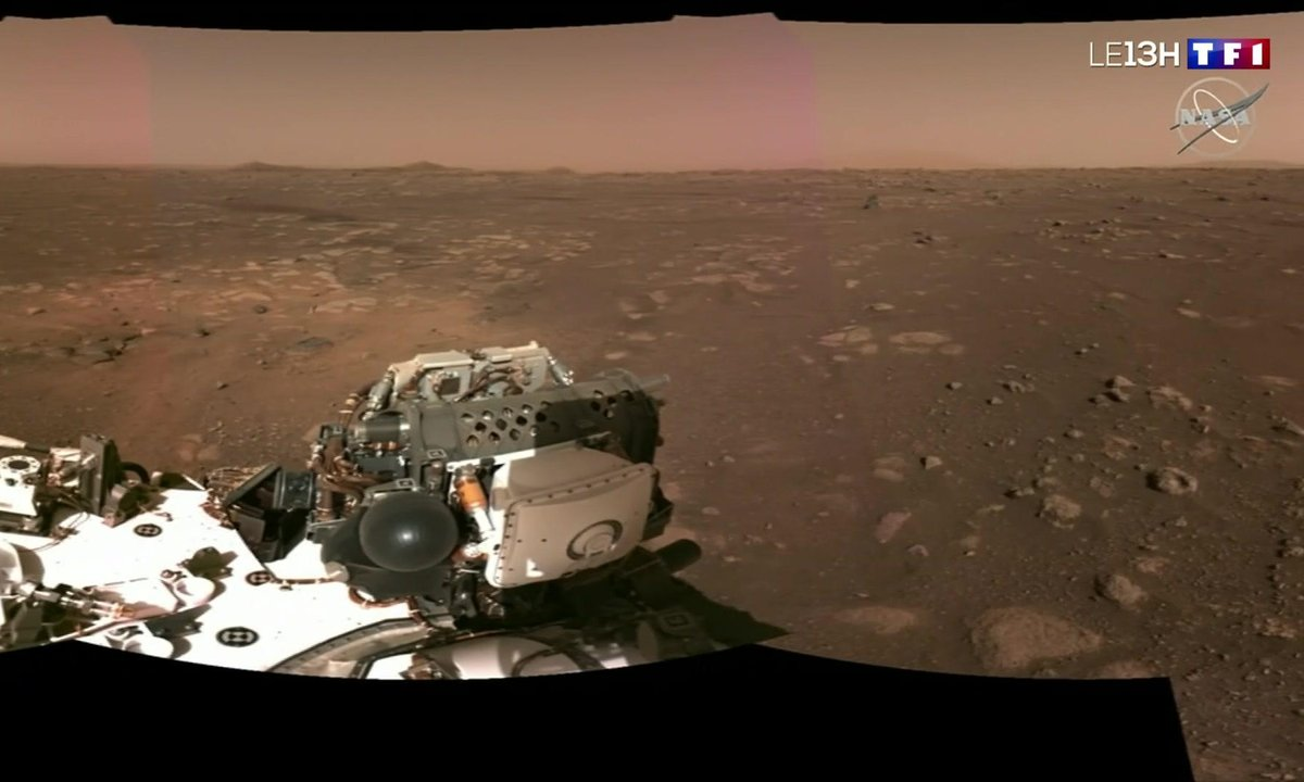 Perseverance sur Mars : retour sur les incroyables premières images