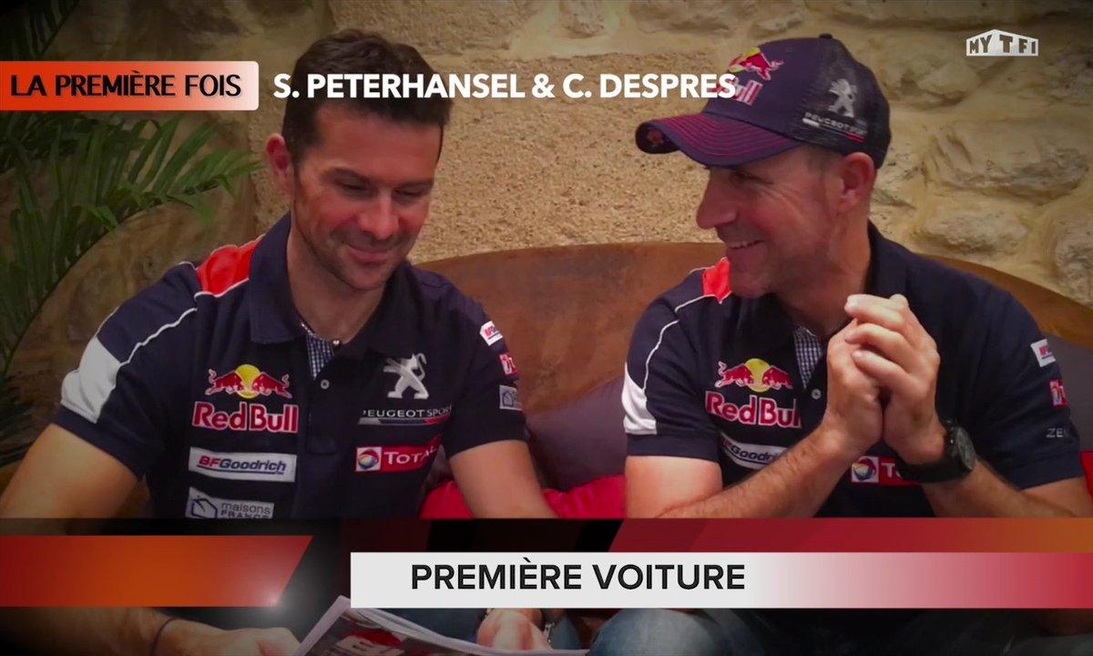Exclu - Dakar 2017 : Stéphane Peterhansel et Cyril Despres, leurs premières fois