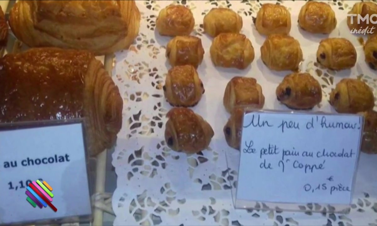 De tous petits pains au Chocolat pour Jean-François Coppé