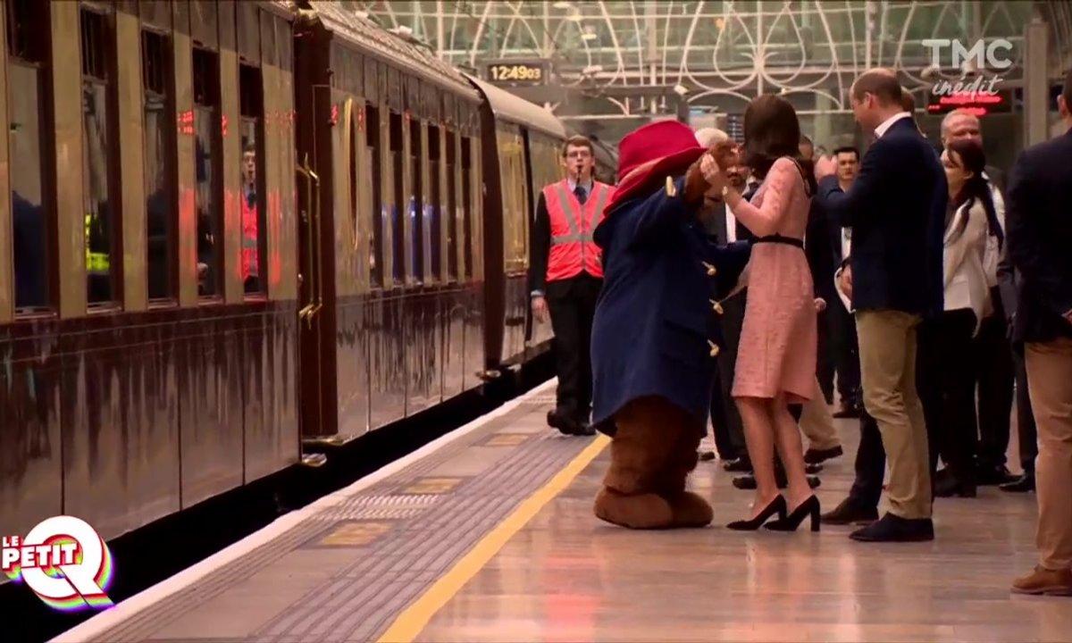 Le petit Q : la princesse qui dansait avec l'ours Paddington