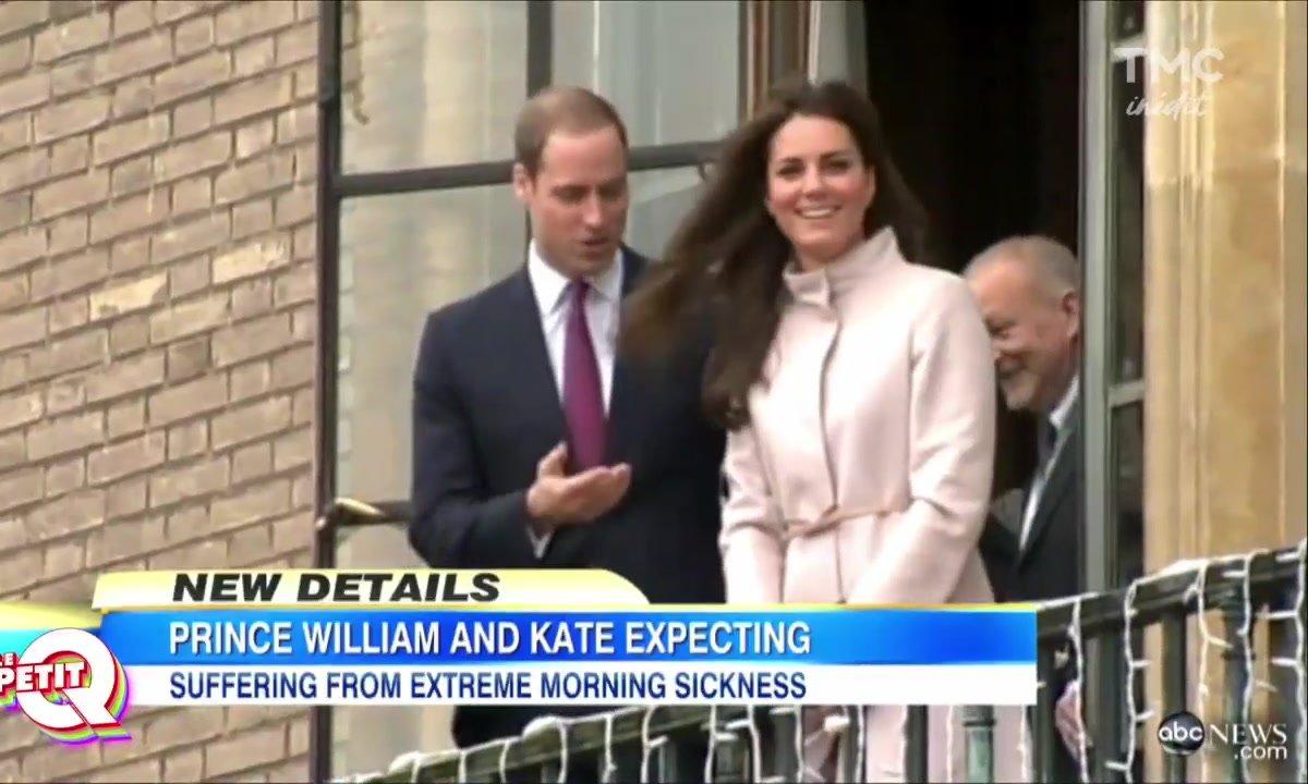 Petit Q : Kate et William attendent leur troisième enfant !