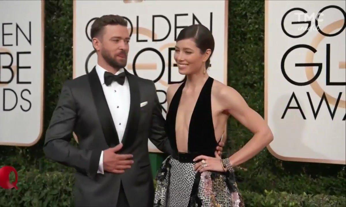 Le petit Q - Tapis rouge trop parfait aux Golden Globes