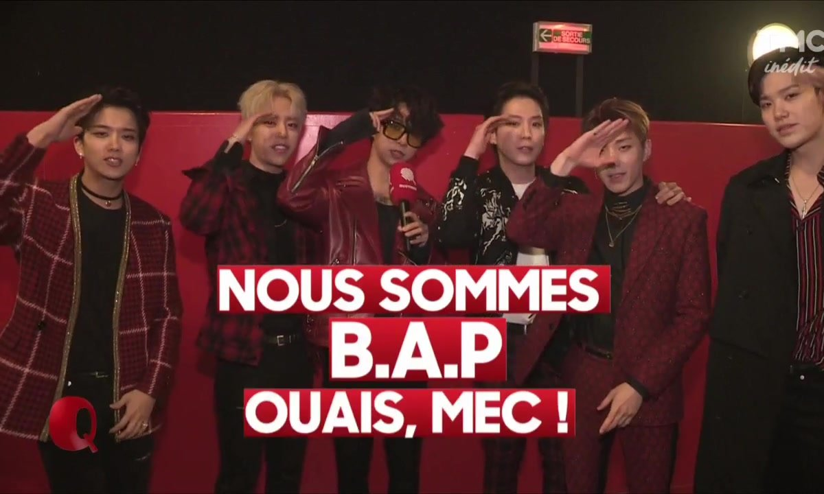 Le Petit Q - Les B.A.P : Les One Direction de la Corée du Sud
