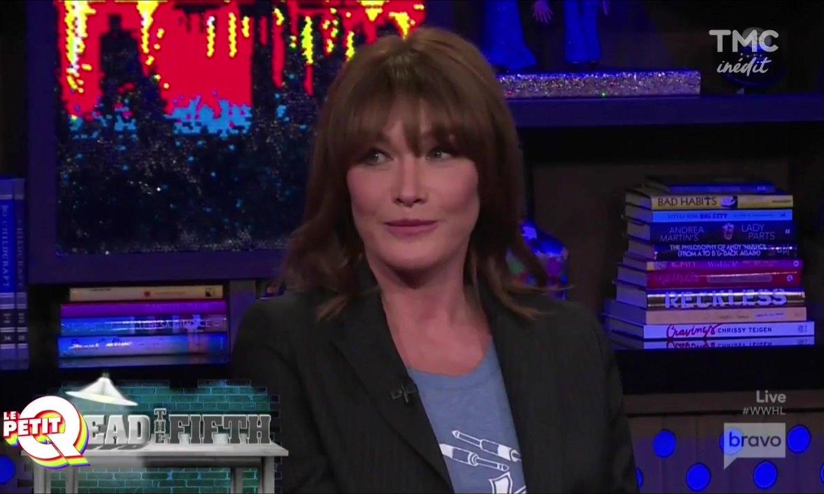 Le Petit Q : Carla Bruni clashe le physique de Donald Trump !
