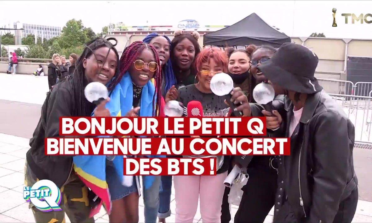 Le Petit Q : le concert de BTS au Stade de France