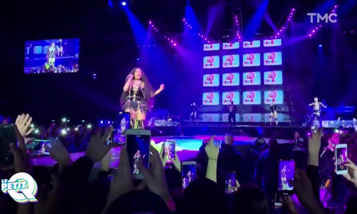 Le Petit Q : le concert de Nicki Minaj à Paris (à celui-là, elle est venue)