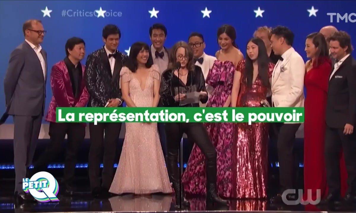 Le Petit Q : Critics Choice Awards