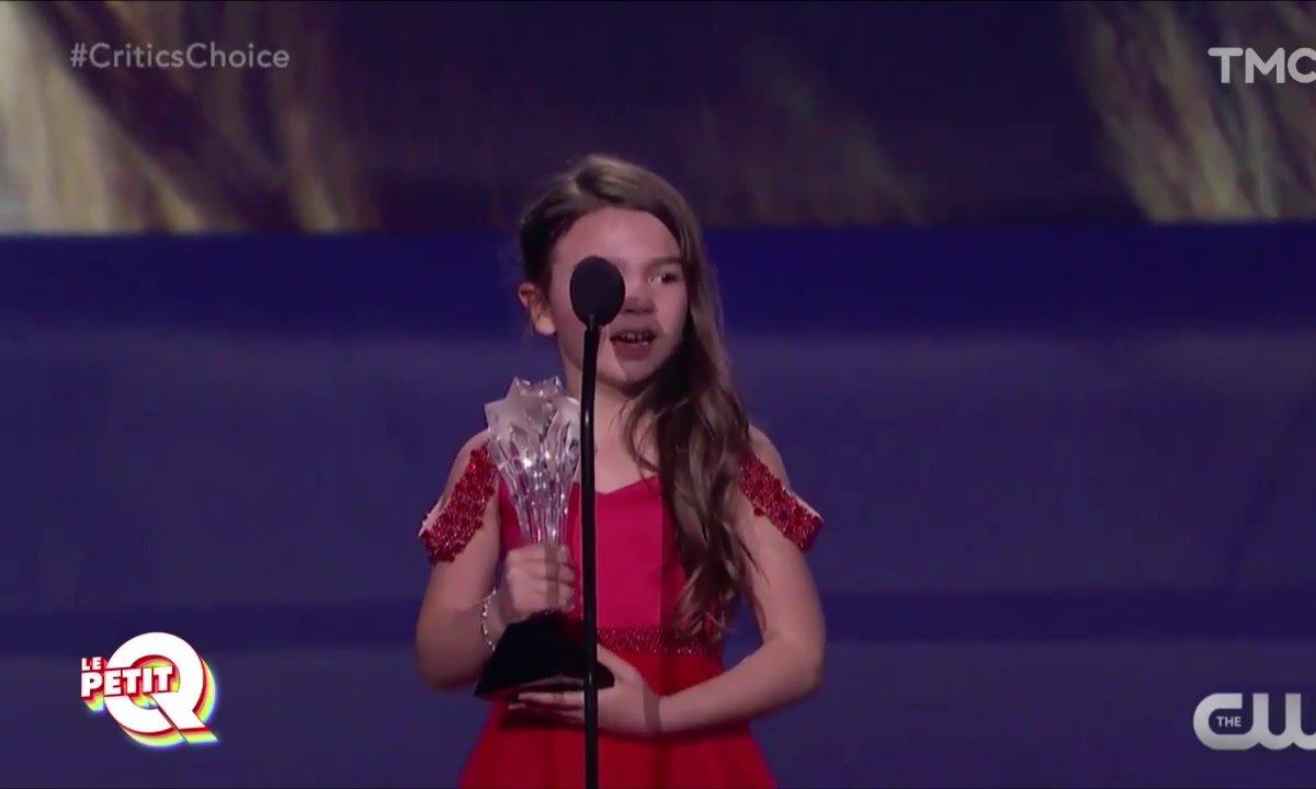 Le Petit Q : Le harcelèment sexuel au coeur des Critics Choice Awards